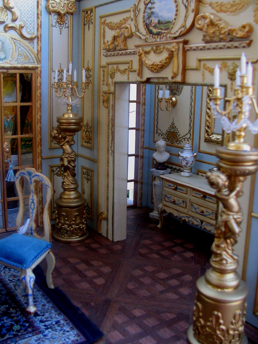 Mēbeles un interjeri / Кукольная мебель и интерьеры 47636441_3087360061_196d1fdf50_b