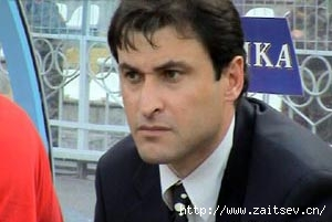 Бахва Тедеев Алания (Владикавказ) Динамо (Москва) Фото с сайта gazeta.ru