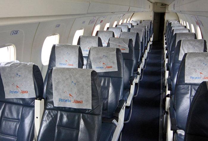 Фото МАКС 2009 Салон Embraer-120