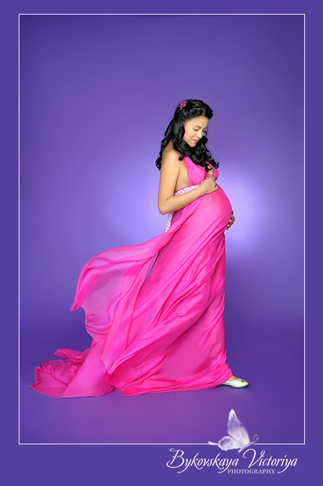 Красивые фотографии беременных...