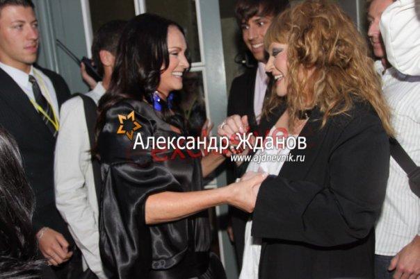 София Ротару и Алла Пугачева