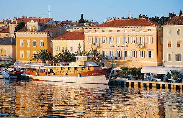 Островные отели Хорватии