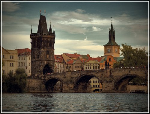 Прага - город мечты. Виртуальное путешествие