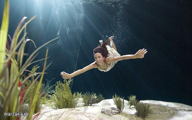 Подводные снимки