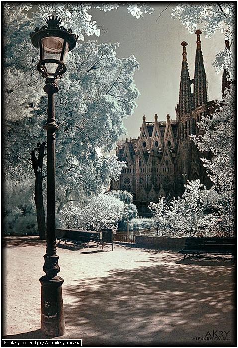 Sagrada Familia (ir, pano)