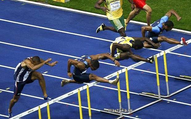 Чемпионат мира по легкой атлетике, день шестой