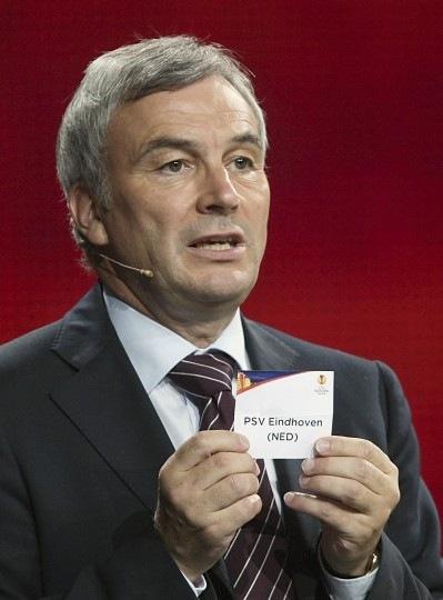 Как проходила жеребьевка Лиги Европы