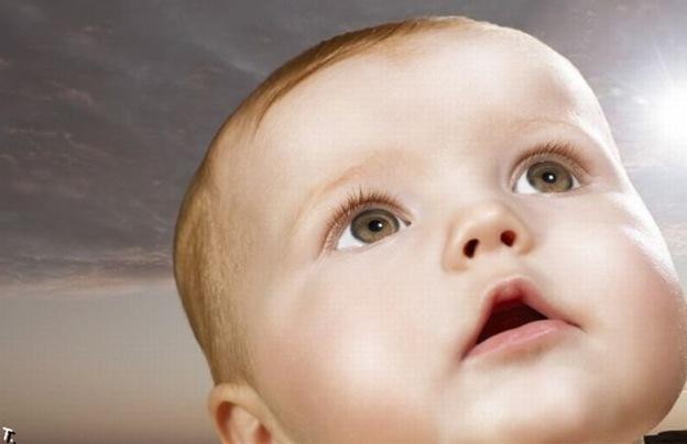Дети. Фотографии гениального Ахима Липпота