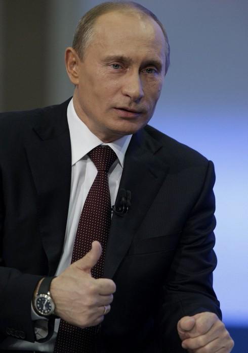 """Специальная программа """"Разговор с Владимиром Путиным. Продолжение"""""""