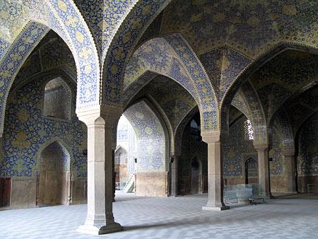 Иран. Исфахан. Площадь Имама 23076