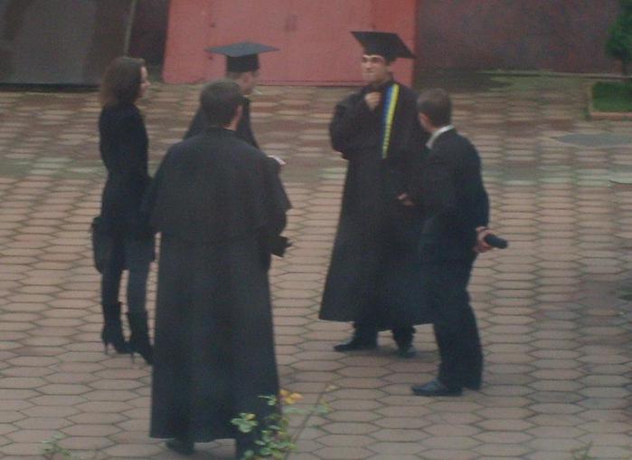 бакалавр, академия