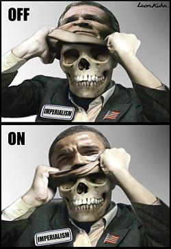 Буш. Обама. Империализм