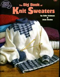 The Big book of knit sweaters