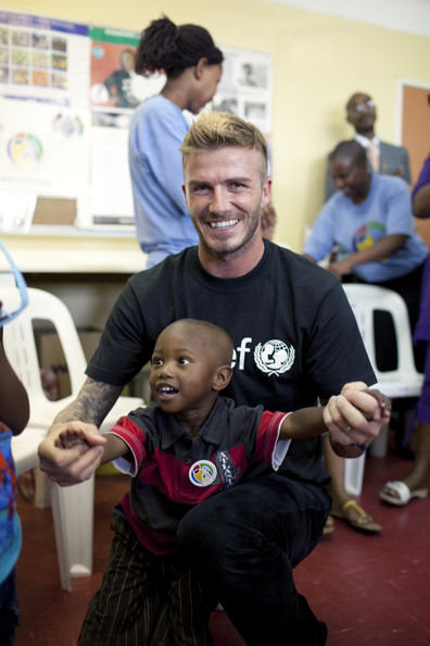 David Beckham 7 News image