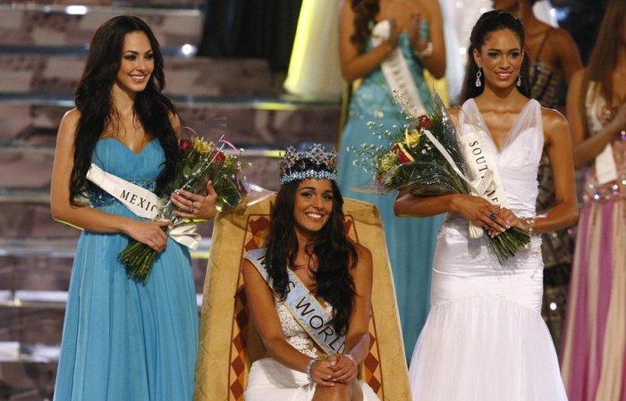 Мисс Мира 2009