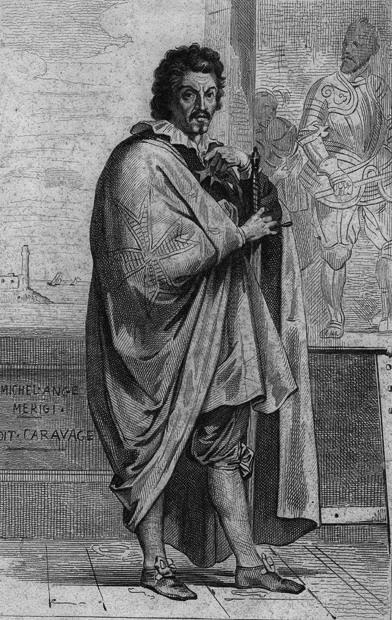 Картины итальянского художника Караваджо (Микеланджело Меризи).