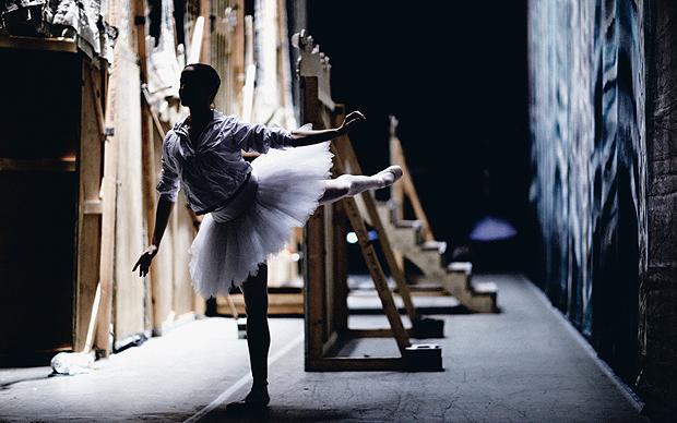 """Щелкунчик"" в Королевском балете: Backstage."