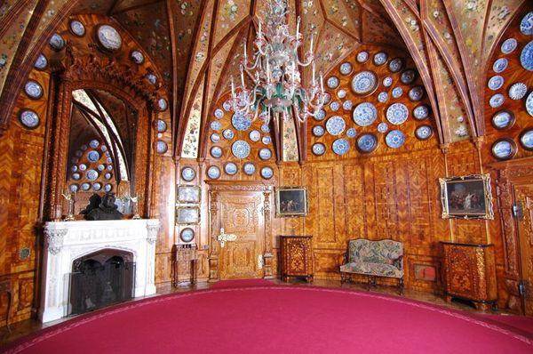 Замок Глубока над Влтавой (The Hluboka Castle) 60199
