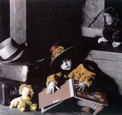 Об Эрике Берне, Маленькой Девочке и ипостасях Прятка, Путешественница, Волшебница, Свекровь, Теща...