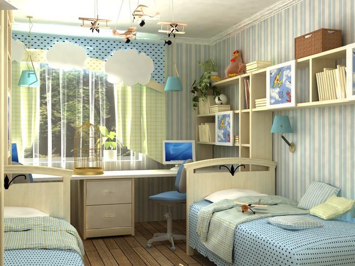 lovely room for kids