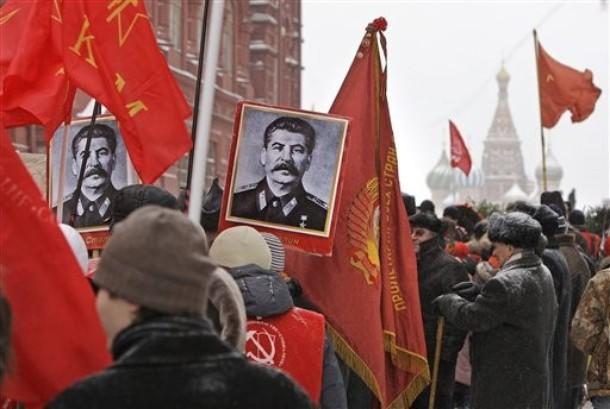 130 лет со дня рождения Иосифа Сталина, 21 декабря 2009 года, Москва.