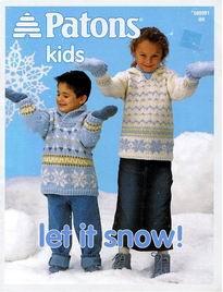 Patons Kids Let It Snow