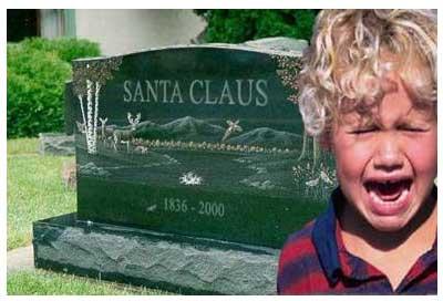 могила санта клауса