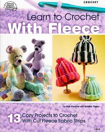 Learn to Crochet with Fleece