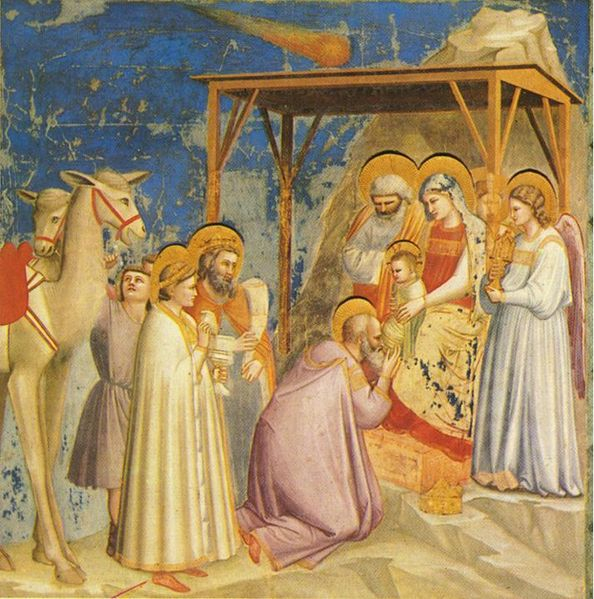 594px-Giotto_-_Scrovegni_-_-18-_-_Adoration_of_the_Magi (594x599, 84Kb)