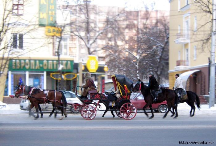 Воронеж зима