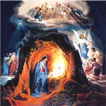 Христианские стихи в преддверии рождества