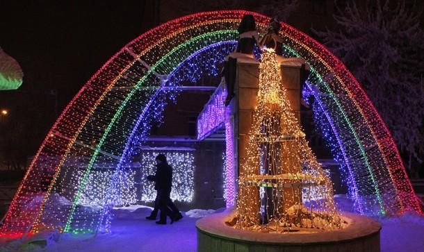 Православные всего мира отмечают Рождество