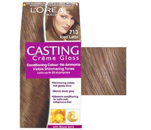 Морозный бежевый цвет волос фото