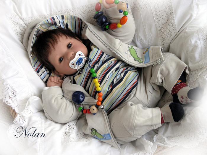Куклы-новорожденные