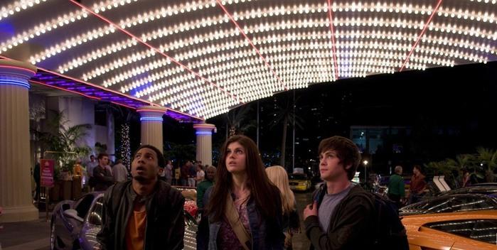 Кадры из фильма «Перси Джексон И Похититель Молний» / 2010