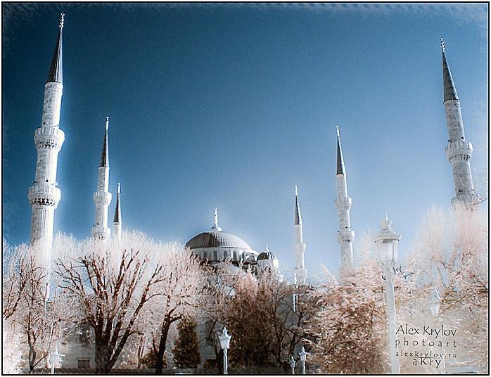 Голубая Мечеть (Sultanahmet Camii)