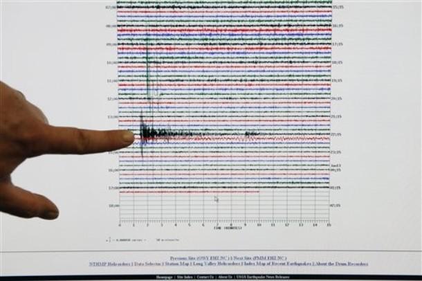 Два сильных землетрясения магнитудой 7,0 и 5,9 были зафиксированы вечером 12 января неподалеку от побережья Гаити.