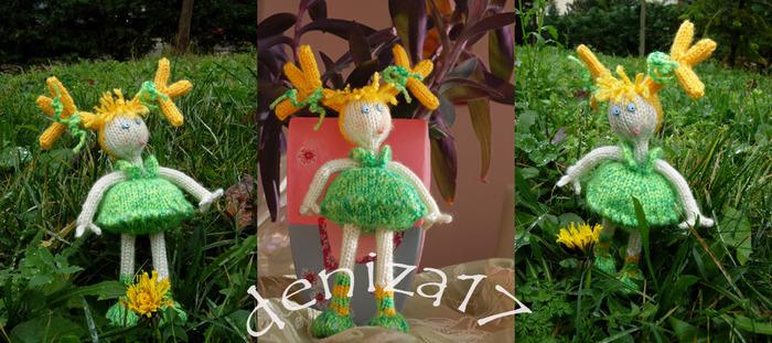 Кукла Январский Одуванчик - мастер-класс 53734101_66_copy