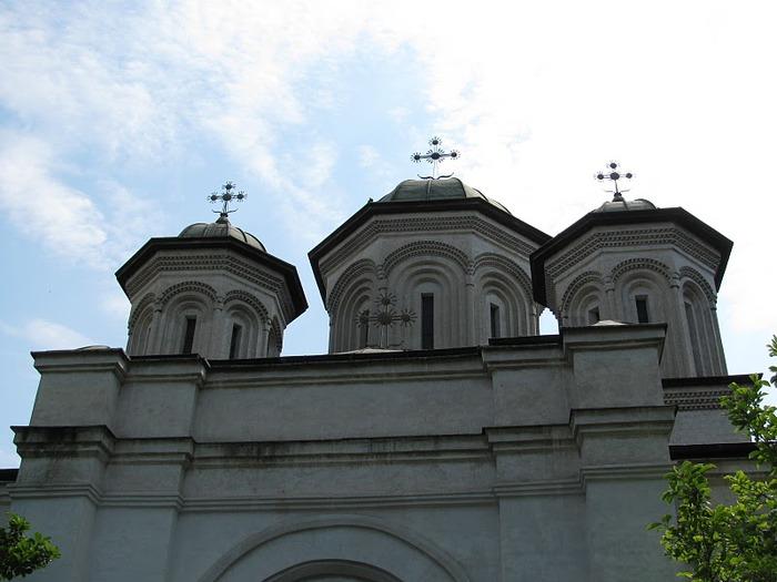 монастырь «Radu Voda»-Бухарест 65569