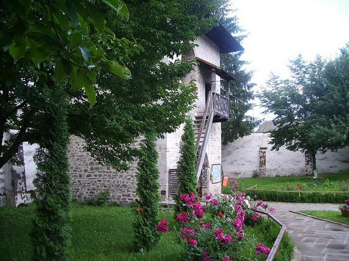 монастырь «Radu Voda»-Бухарест 31740