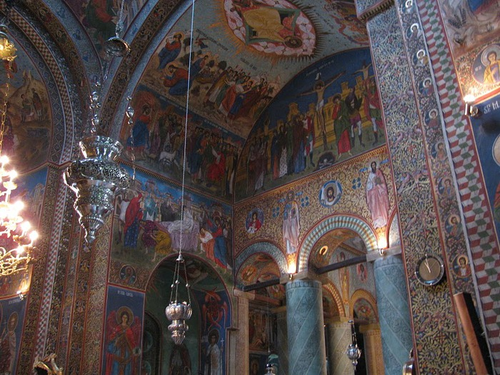 монастырь «Radu Voda»-Бухарест 39615