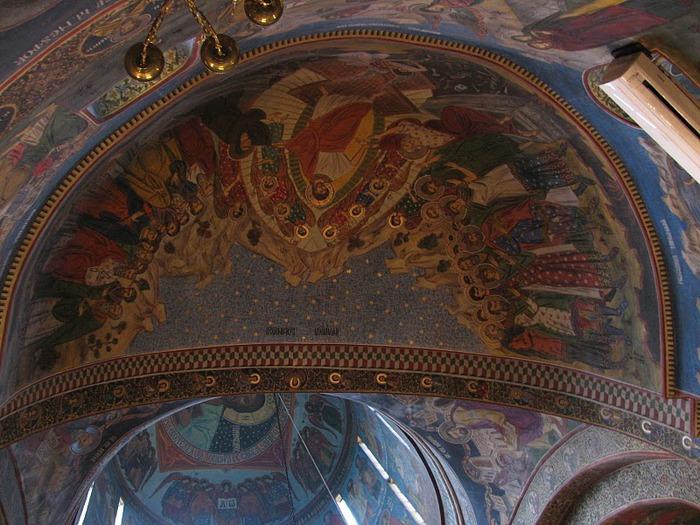 монастырь «Radu Voda»-Бухарест 14906