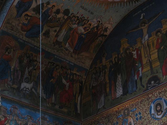 монастырь «Radu Voda»-Бухарест 44246