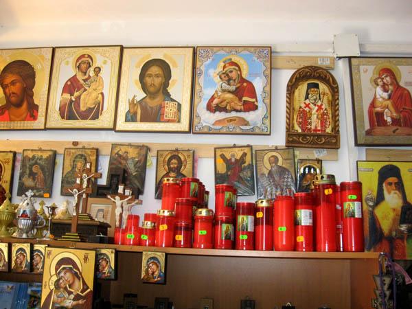 монастырь «Radu Voda»-Бухарест 36772