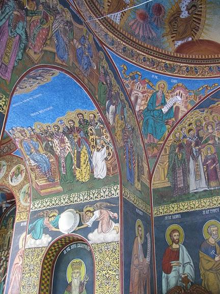монастырь «Radu Voda»-Бухарест 28058