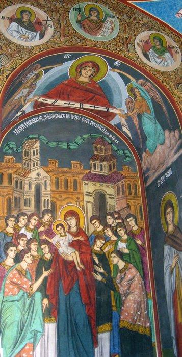 монастырь «Radu Voda»-Бухарест 35768