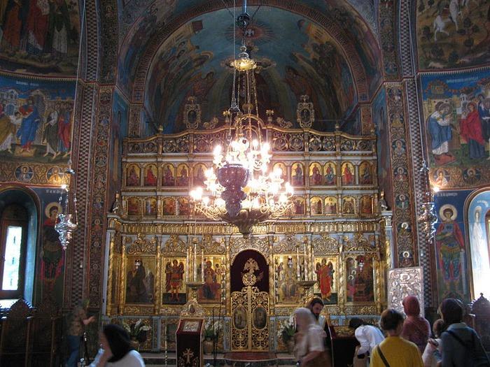 монастырь «Radu Voda»-Бухарест 18166