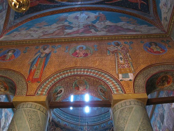 монастырь «Radu Voda»-Бухарест 70330