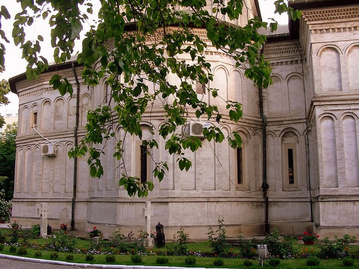 монастырь «Radu Voda»-Бухарест 57726