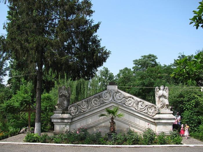 монастырь «Radu Voda»-Бухарест 21105